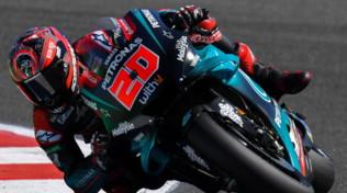 MotoGP San Marino, Quartararo domina le Libere 3 e prenota la pole