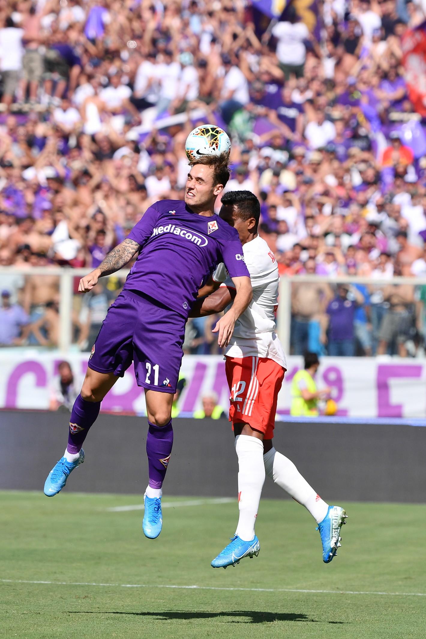 Le migliori immagini dalla sfida del Franchi per la 3a giornata di Serie A