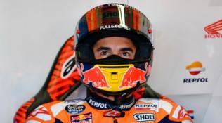 """MotoGP San Marino, Marquez su Rossi: """"Penso al campionato, al contrario di altri..."""""""