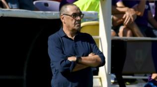 """Juventus, Sarri: """"Non è stata una partita di alto livello, bene il carattere"""""""