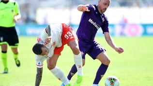 Le pagelle della Fiorentina: Ribery, che classe! Castrovilli e Pezzella da applausi