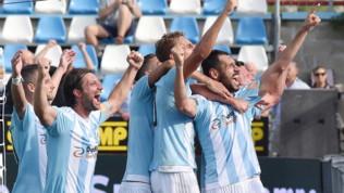 Serie B:l'Entella passa di rigore, Perugia fermato in casa