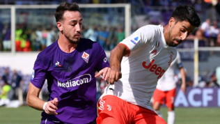 Serie A, Fiorentina-Juventus0-0: debutto amaro per Sarri