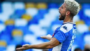 Napoli, Mertens a caccia di Maradona: gol numero 111 in azzurro