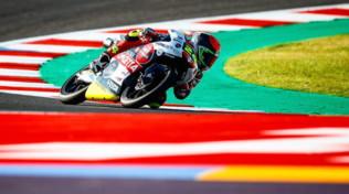 Moto3 San Marino, Suzuki porta in trionfo il team Sic58