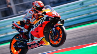MotoGPSan Marino: Marquez torna a trionfare, Mondiale in cassaforte