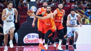 Mondiali basket, Spagna sul tetto del mondo: l'Argentina si arrende 75-95