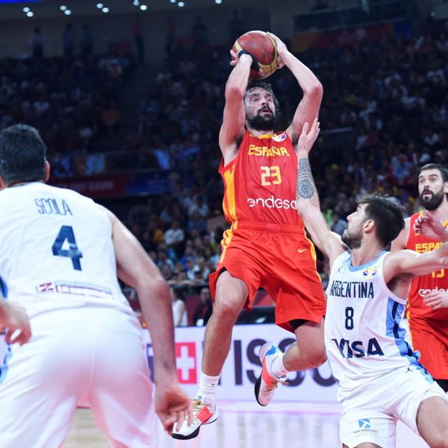Basket: Spagna sul tetto del mondo, Argentina dominata 95-75