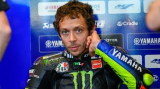 """MotoGP San Marino, Rossi: """"Speravo nel podio, ma al momento questo è il mio livello"""""""