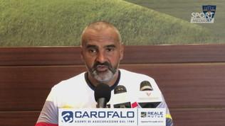 """Lecce, Liverani: """"La pausa ci ha fatto bene"""""""