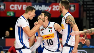Volley, Europei maschili: Italia sul velluto, Romania battuta in quattro set