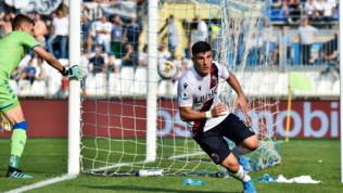 Serie A, Brescia-Bologna 3-4:grande rimonta rossoblù al Rigamonti