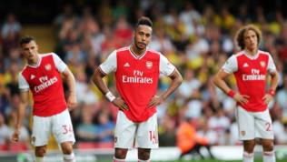 PremierLeague, l'Arsenal non vince più: il Watford rimonta e finisce 2-2