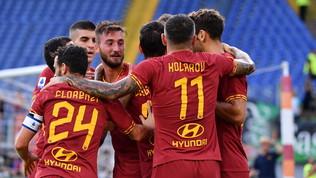 Serie A, Roma-Sassuolo 4-2: prima vittoria in Italia per Fonseca
