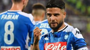 "Napoli, Insigne avverte il Liverpool:""Klopp mi porta sempre bene..."""