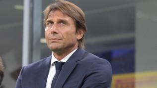"""Inter, Conte:""""Obiettivi? Non poniamoci limiti, ora bisogna pedalare"""""""
