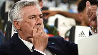 """Napoli-Liverpool, Ancelotti: """"Voglio risposte positive più che il risultato"""""""