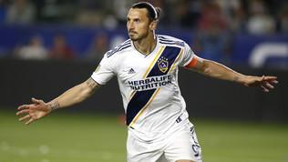 """Los Angeles Galaxy: """"Segnare è facile, basta essere Zlatan"""". Ancora un record per Ibra"""