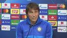 """Inter, Conte: """"Attenzione e rispetto per lo Slavia"""""""