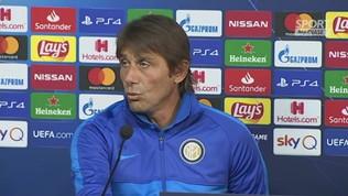 """Inter, Conte: """"La mia quarta"""""""