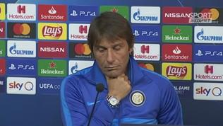 """Inter, Conte: """"L'obiettivo è fare il massimo"""""""