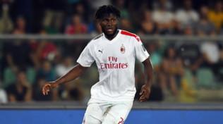 """""""Buu"""" razzisti a Kessie, il Milan: """"Il calcio dovrebbe unire, non dividere"""""""