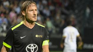 """Totti: """"La Roma può arrivare tra le prime quattro"""""""