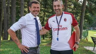 """Milan, Boban: """"Speravo fossimo più avanti. Nuovi acquisti nel derby? Chiedete a Giampaolo"""""""
