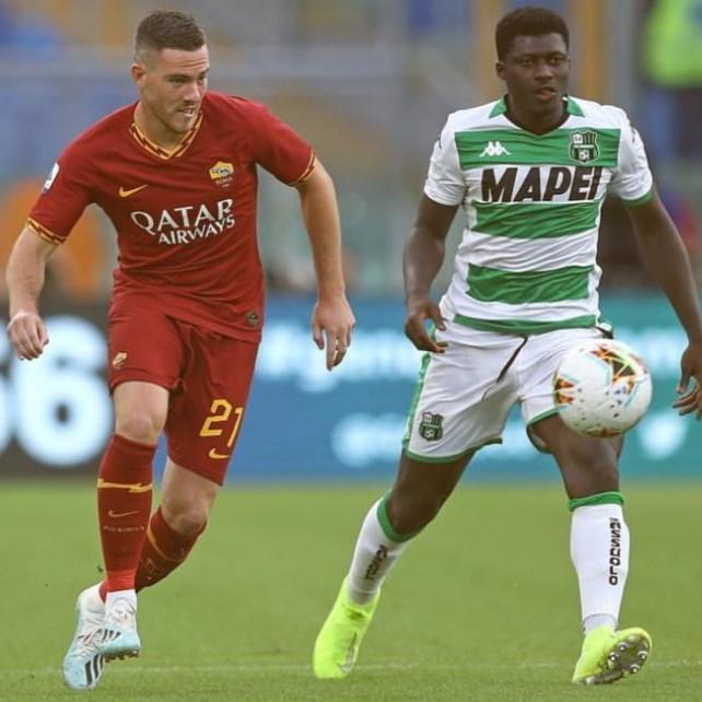 """Roma, Veretout gaffe; """"Che esordio, ora testa alla Champions"""""""