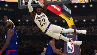 NBA 2K20: il basket più spettacolare ora si tinge anche di rosa!