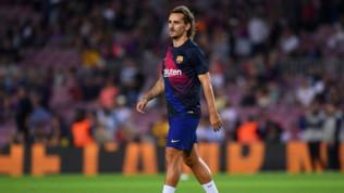 Caso Griezmann: Barcellona punito... con 300 euro di multa