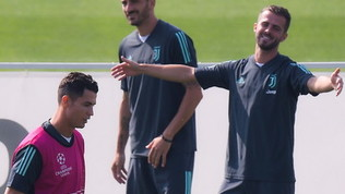 Juve verso Madrid: Pjanicc'è, Higuain... scalcia