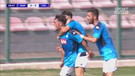 Youth League, Napoli-Liverpool 1-1