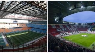 Tutti gli stadi della Champions League