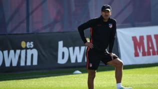 """Atletico Madrid, Simeone: """"È una partita nuova. Ronaldo? Un animale da gol"""""""