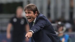 """Inter, Conte: """"Io primo responsabile, sono il più asino di tutti"""""""