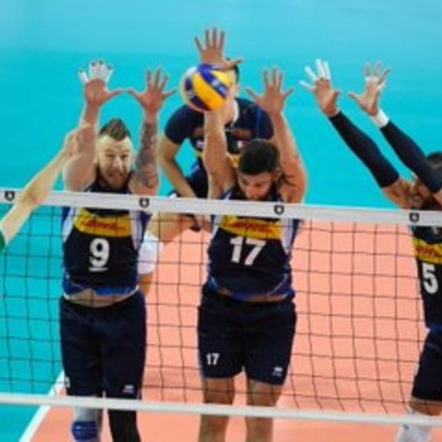 Volley, Europei maschili: Italia-Bulgaria 3-1, gli Azzurri fanno quattro su quattro