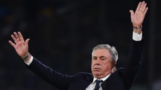 """Napoli, Ancelotti: """"Mi è piaciuta la partita sporca della squadra"""""""