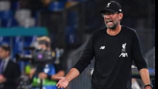 """Liverpool, Klopp: """"Questo Napoli può vincere la Champions"""""""