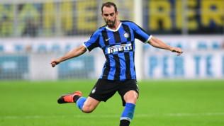 """Godin: """"Questa Inter mi ricorda l'Atletico di Simeone che vinse la Liga nel 2013/14"""""""
