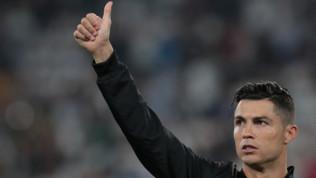 """Juve, Ronaldo non ha dubbi: """"Sono il migliore della storia"""""""