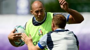 Mondiale rugby, l'Italia si allena a Sakai