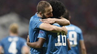 Champions, AtleticoMadrid-Juventus2-2: bianconeri rimontati al 90'