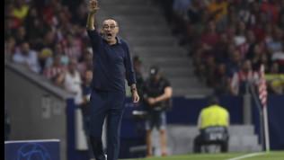 """Juventus, Sarri: """"Le palle inattive sono un problema da risolvere"""""""