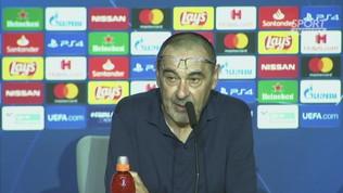"""Sarri: """"Inizio a vedere la mia Juve"""""""
