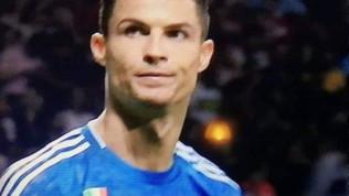 """Juventus, Cristiano Ronaldo e il gesto contro l'Atletico Madrid: """"Dovete imparare"""""""