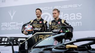 Formula 1, Haas conferma Magnussen e Grosjean