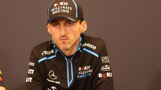 """F1, la decisione di Kubica: """"A fine stagione lascio la Williams"""""""