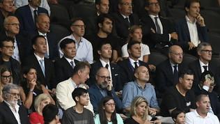 """Inter, Zhang: """"Vogliamo crescere anche con un nuovo San Siro"""""""