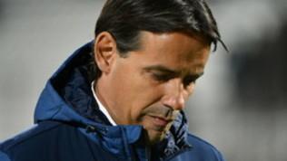 """Lazio, Inzaghi: """"C'è rammarico, ma sono convinto che passeremo"""""""